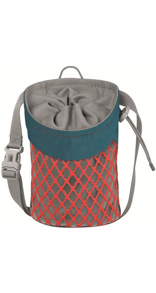 Mammut Zephir Chalk Bag Dark Pacific-Poppy